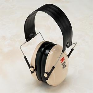防音保護具 イヤーマフ H6F/V ヘッドバンドタイプ