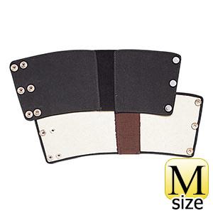 帆布脚絆 ML−106型 (ホック式) 黒 M