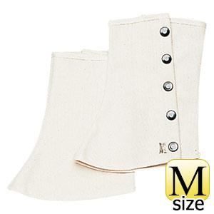 帆布脚絆 ML−108型 (ホック式) 白 M