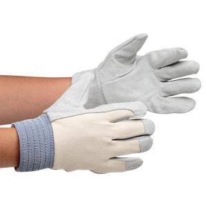 革手袋 MT−104D 甲メリヤス付 12双入