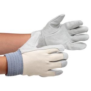 革手袋 MT−104 甲メリヤス付 国産品 12双