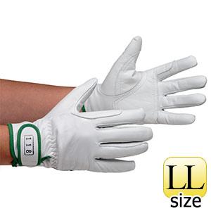 革手袋 NO.118 レンジャー用 (二重当革付) LL