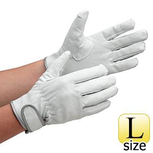革手袋 AG2000 スーパーレスキュー アテ無 Lサイズ (販売単位:10双)