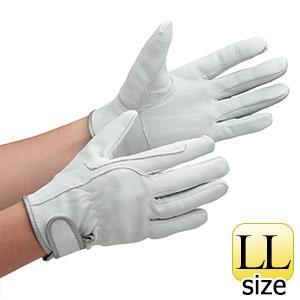 革手袋 AG2300 スーパーレスキュー アテ付 LLサイズ(販売単位:10双)
