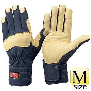 トンボレックス ケブラー(R)繊維製手袋 K−144NV ネイビー M