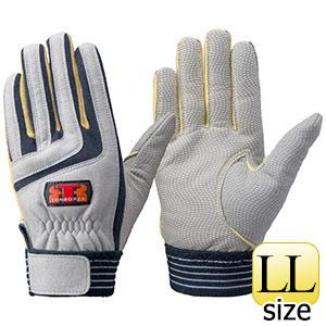 トンボレックス ケブラー(R)繊維製手袋 K−501NV ネイビー LL
