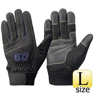 トンボレックス ケブラー(R)繊維製手袋 K−512BK ブラック L