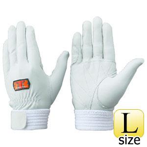 トンボレックス 羊革手袋 オールラウンドモデル R−MAX2 当て付 L