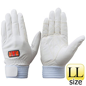 トンボレックス 牛革 CS−934W 薄手・大会アスリートモデル ホワイト LL