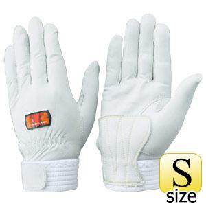 トンボレックス 羊革手袋 R−MAX5 ほふく当て付きタイプ S