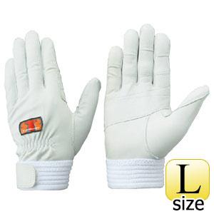トンボレックス 訓練用羊革手袋 R−MAX6 手の平&指先二重補強タイプ L