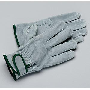 革手袋 牛床皮手袋オイル加工マジック付 NO.463 (販売単位:12双)