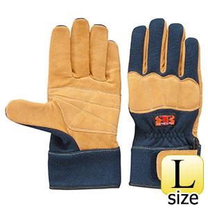 トンボレックス ケブラー(R)繊維製防火手袋 K−G101NV L