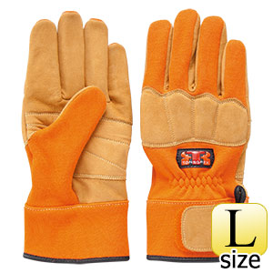 トンボレックス ケブラー(R)繊維製防火手袋 K−G101R L