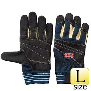 トンボレックス ケブラー(R)繊維製耐切創手袋 K−602NV L