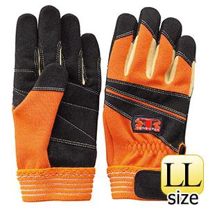トンボレックス ケブラー(R)繊維製耐切創手袋 K−602R LL