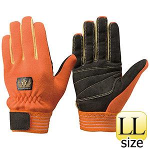 トンボレックス ケブラー(R)繊維製消防団員用耐切創手袋 K−700RD LL