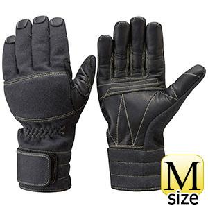 トンボレックス ケブラー(R)繊維製手袋 K−A181BK ブラック M