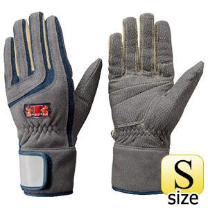 トンボレックス ケブラー(R)繊維製手袋 K−551NV ネービー S