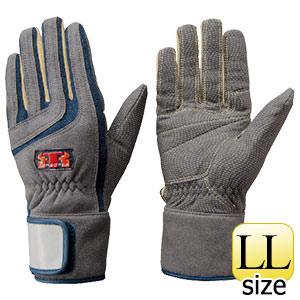 トンボレックス ケブラー(R)繊維製手袋 K−551NV ネービー LL