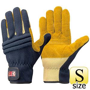トンボレックス ケブラー(R)繊維製手袋 K−346NV ネイビー S