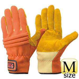 トンボレックス ケブラー(R)繊維製手袋 K−346R オレンジ M