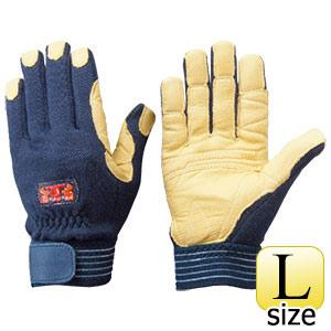 トンボレックス ケブラー(R)繊維製手袋 K−344NV ネービー L