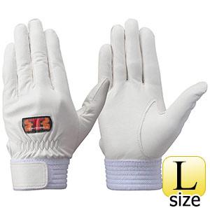 トンボレックス 羊革手袋 RS−940W 薄手・当てなしタイプ ホワイト L