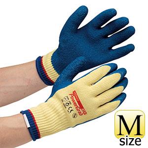 耐切創手袋 パワ−グラブKEV Mサイズ 12双