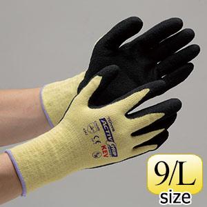 耐切創手袋 アクティブケブラー 9/L(LL) 9インチ (販売単位:12双)