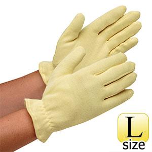 耐切創性手袋 ケブラー(R) MK−50 薄地タイプ L