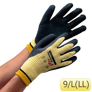 耐切創手袋 メジャーローブケブラー 10G Lサイズ (販売単位:12双)
