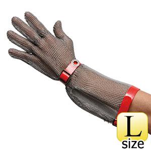 耐切創性手袋 MST−550(M)PU L 鎖手袋 5本指 ロングマグネット