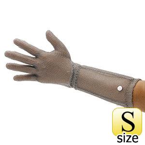 耐切創手袋 WILCO−550 (クサリ手袋5本指) 袖長  S
