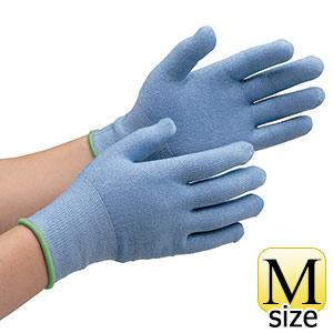 耐切創性手袋 カットガード132 M ブルー