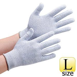 耐切創性手袋 カットガード 132NF ブルー L