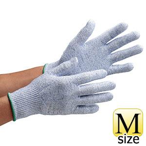 耐切創性手袋 カットガードF102NF ブルー M