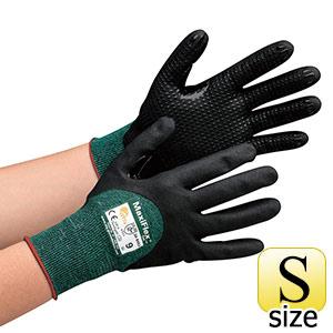 ATG 耐切創性精密作業手袋 MaxiFlex Cut 34−8453 S