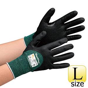 ATG 耐切創性精密作業手袋 MaxiFlex Cut 34−8453 L