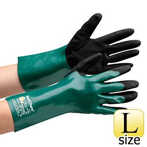 ATG 耐薬品耐切創性作業手袋 MaxiChem Cut 56−633 L