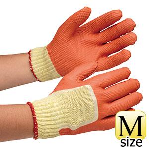 作業手袋 ハイグリップ ゴム張りハード MHG−310 M 5双入