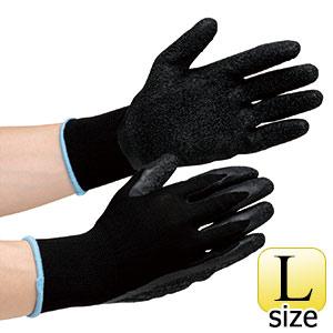 作業手袋 ハイグリップ ゴム引き手袋 MHG−100 L 10双入