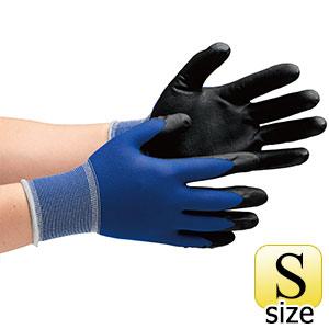 作業手袋 ハイグリップ ニトリル背抜き手袋 MHG−150 S 10双/袋
