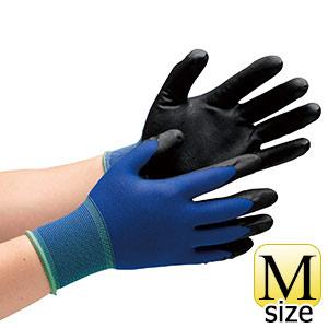 作業手袋 ハイグリップ ニトリル背抜き手袋 MHG−150N M 10双/袋