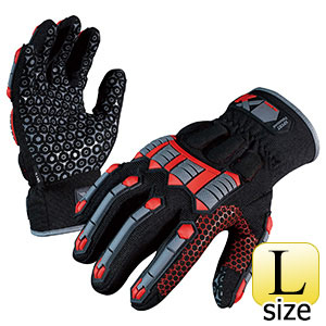 KARBONHEX 軽作業用手袋 KX−03 L