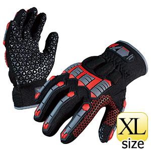 KARBONHEX 軽作業用手袋 KX−03 XL