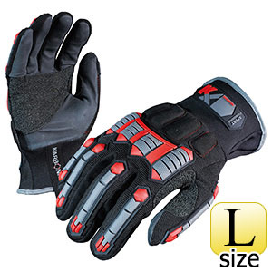KARBONHEX 軽作業用手袋 KX−03A L
