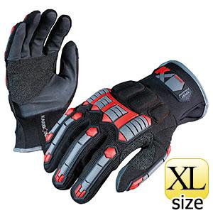 KARBONHEX 軽作業用手袋 KX−03A XL