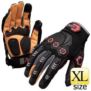 KARBONHEX 重作業用手袋 KX−05A XL