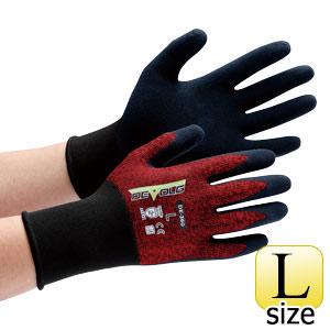 作業手袋 タッチパネル対応 DE−360 Lサイズ 10双入